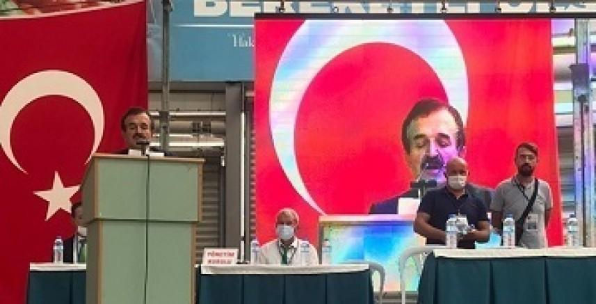 Ahmet Yılmaz Tekrar Başkan Seçildi