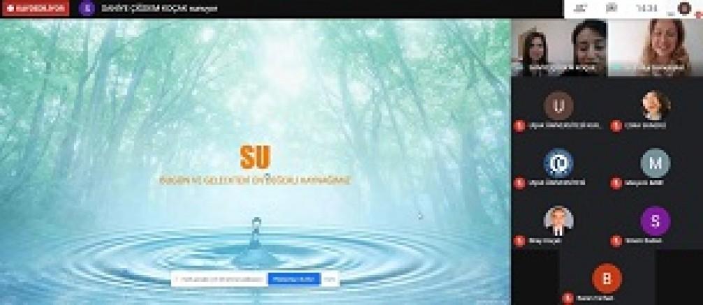 Suyun Akıllı Kullanımı ve Susuz Tekstil Yöntemleri Konuşuldu